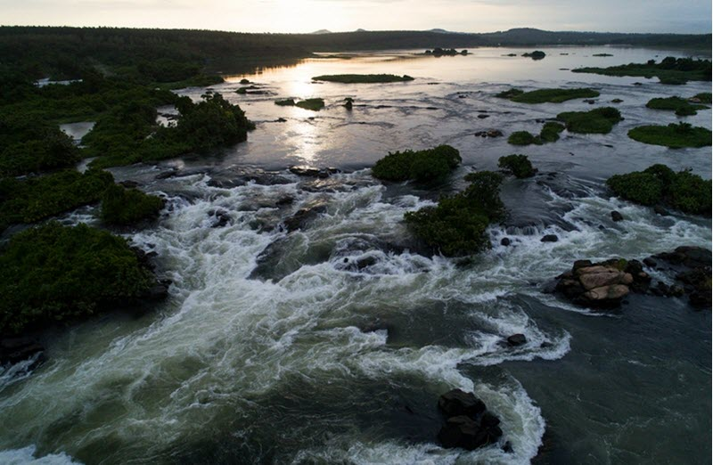 The White Nile - South Sudan